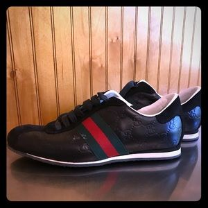 Gucci Casual Tennis Shoe